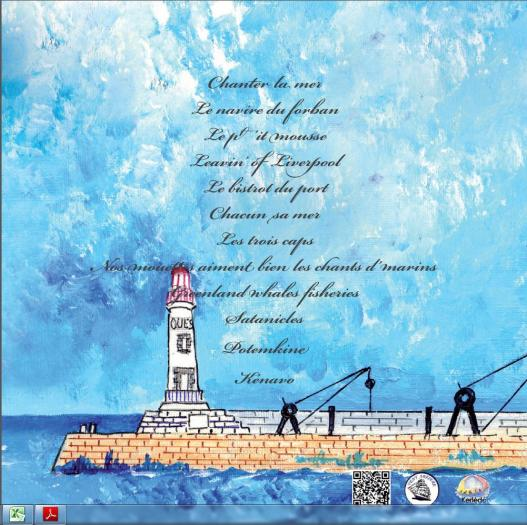 jaquette Verso cd 3